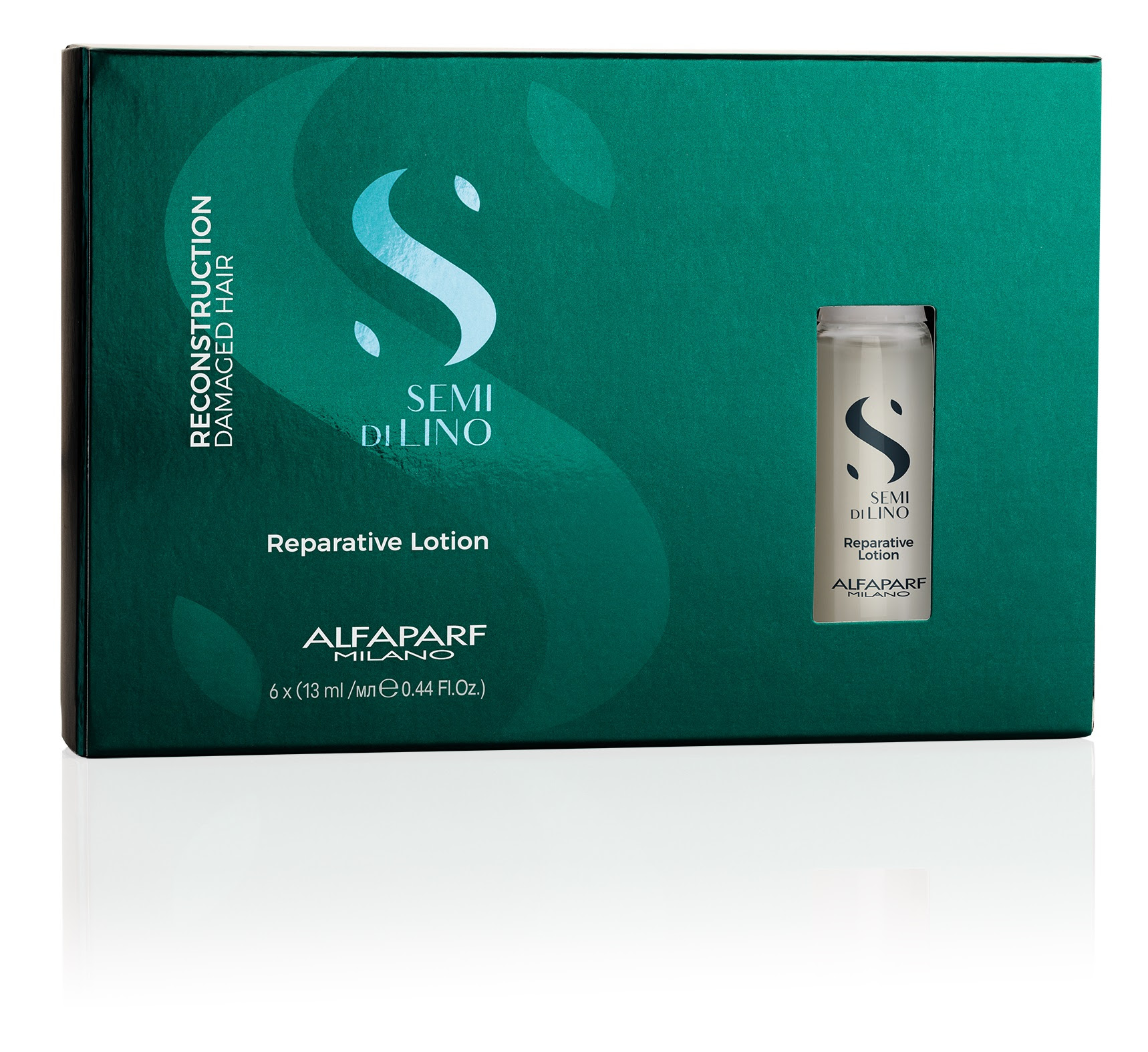 Ampollas Reparative Lotion Semi Di Lino Milano