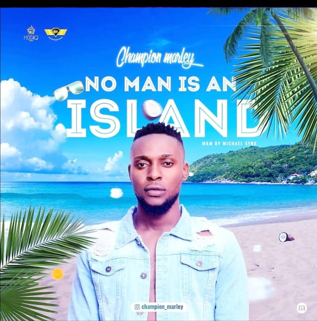 VIDEO & AUDIO: Champion Marley – No Man Is An Island