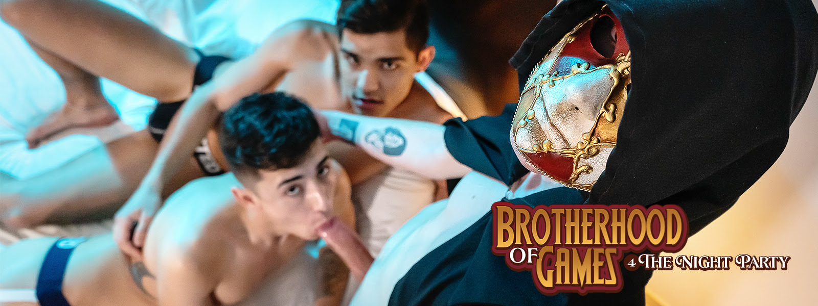 Brotherhood of Games | Ch. 4 The Night Party