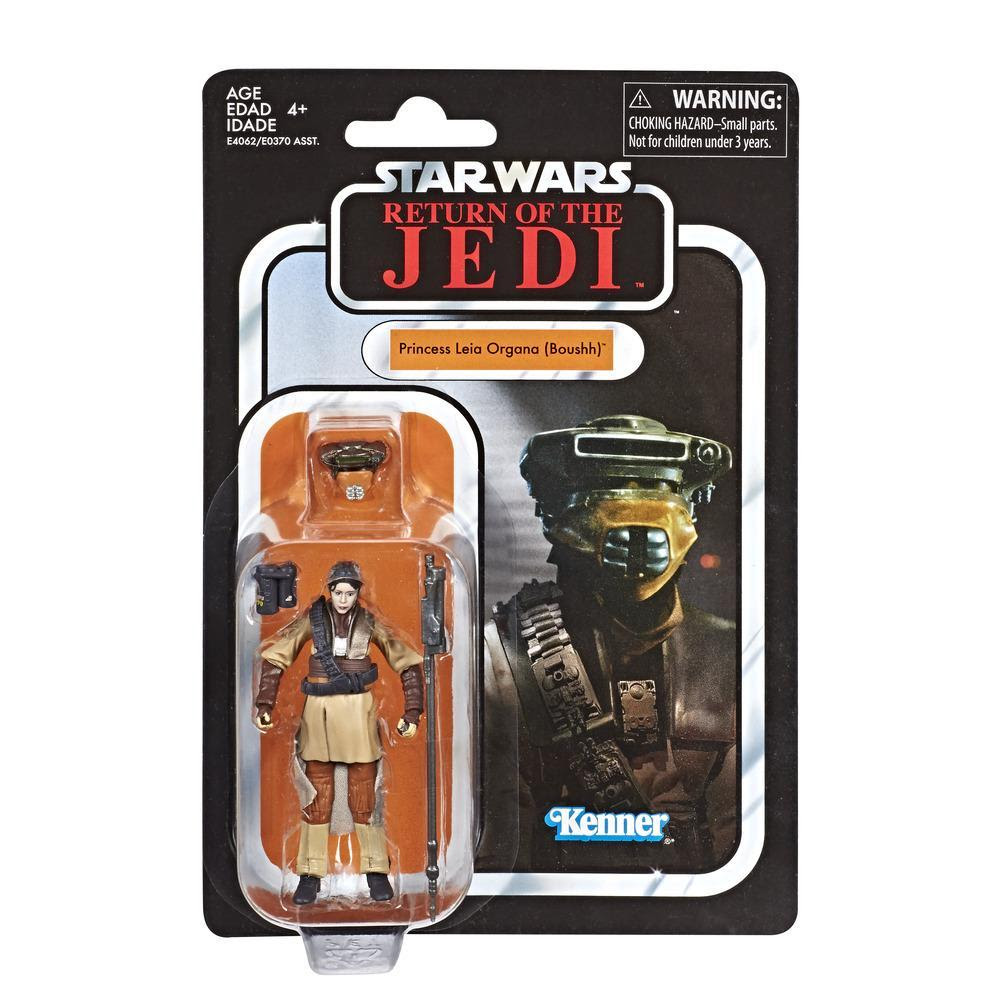 Image of Star Wars: The Vintage Collection Wave 4 - Princess Leia Organa (Boushh)