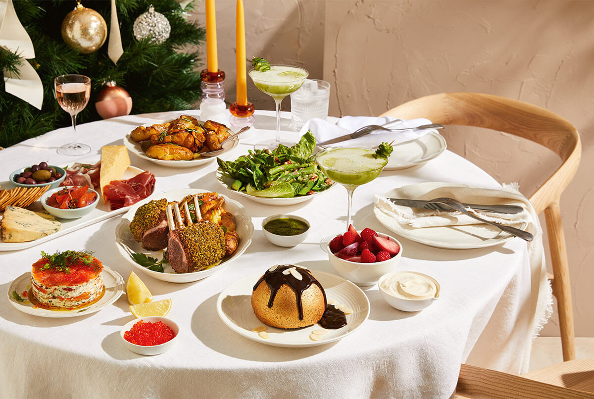 The Joy Of Feasting