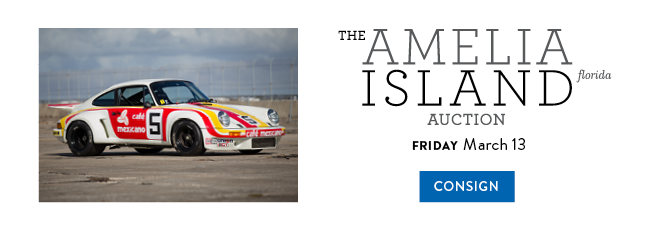 View Event Information for The Amelia Island Auction