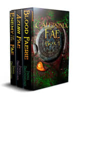 Caledonia Fae Box 1: Books 1–3 by India Drummond