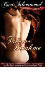 Take Me, Break Me by Cari Silverwood