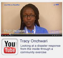 YouTube:  Traci Onshwari.  Community exercise.