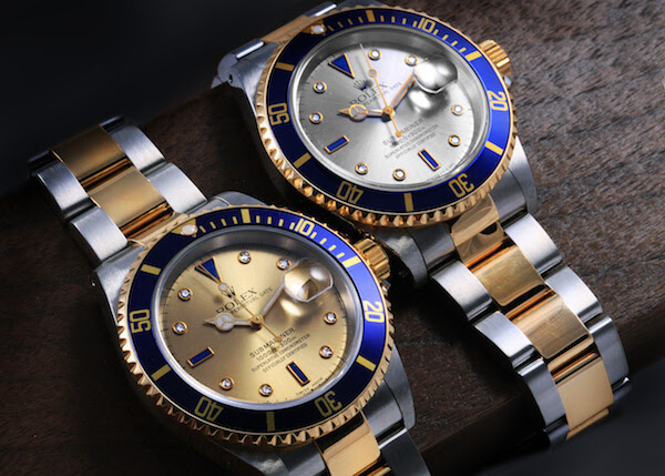Submariner Steel Yellow Gold