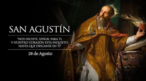 """Hoy la Iglesia celebra a San Agustín, doctor de la Iglesia y """"patrón de los que buscan a Dios"""""""