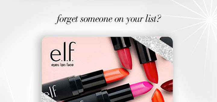 Forget someone on your list? E...