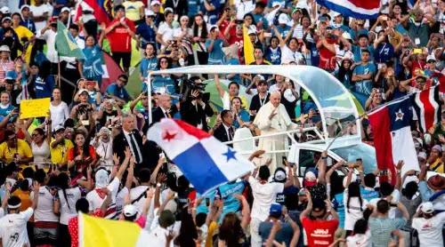 Los mejores momentos de la vigilia de la JMJ Panamá 2019 [FOTOS Y VIDEOS]