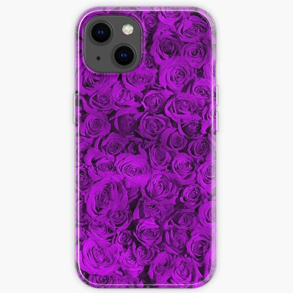 Beautiful Purple Roses Pattern, RBSSG