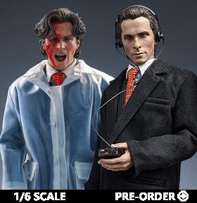 American Psycho Silver Screen Series Patrick Bateman 1/6 Scale Collectible Figure