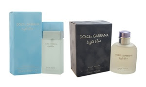 Dolce & Gabbana Light Blue Eau de Toilette for Men and Women