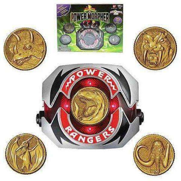 Image of Mighty Morphin Power Rangers Legacy Edition Morpher