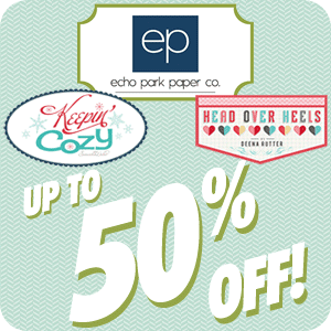Get up to 50% off Echo Park!
