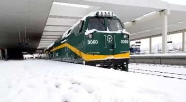 Guangzhou-Lhasa entre as viagens de trens mais longas do mundo