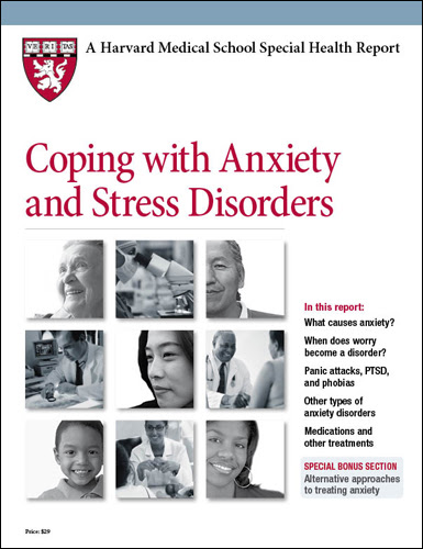 Coping with Anxiety and Stress Disorders