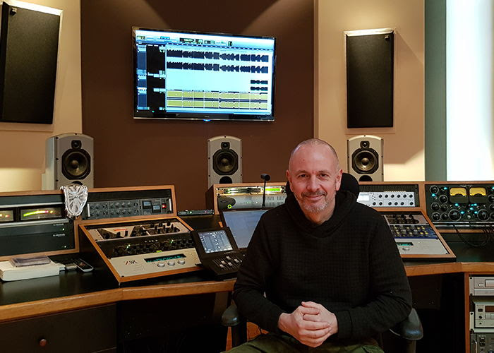 Andrés Mayo (pictured) and Martín Muscatello will speak about their immersive Album #1