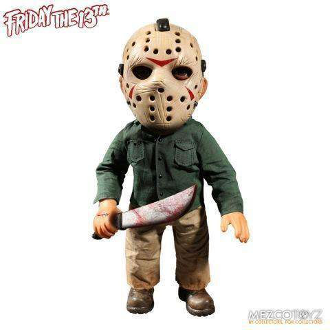 "Image of Friday the 13th - Jason 15"" Mega Figure with Sound"