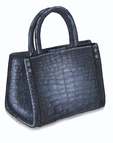 Jada Loveless, Jada Jadore, Jada Loveless handbag, alligator leather, alligator bag, crocodile leather, crocodile bag