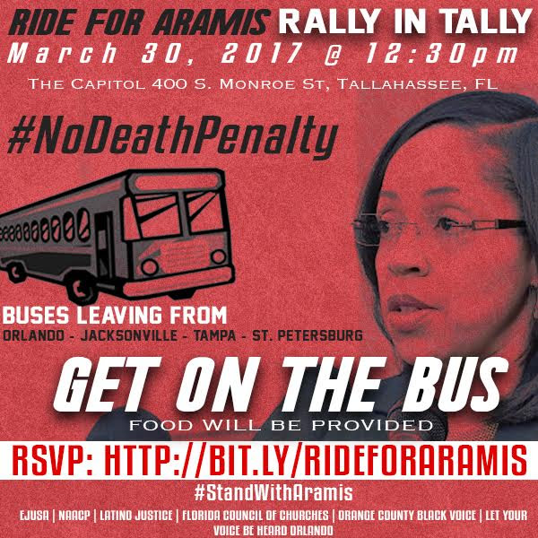 Rally In Tallahassee Flyer