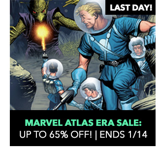 Atlas Era Sale: up to 65% off! Sale ends 1/14.