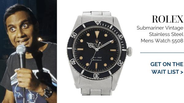 Submariner Vintage 5508