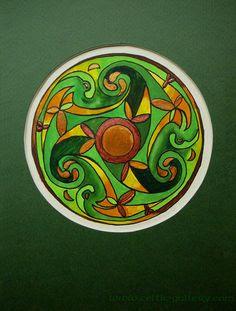 Green Triskle