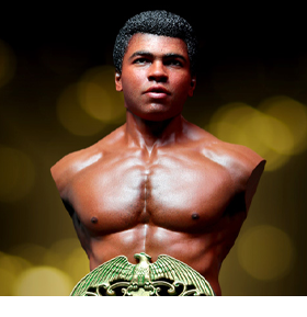 Muhammad Ali 1/6 Scale Collectible Bust
