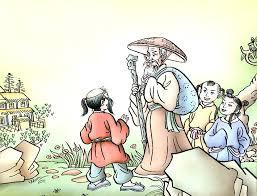 Image result for 回鄉偶書二首 賀知章