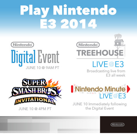 Overview of Nintendo's E3 activities (Photo: Business Wire)