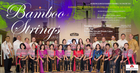 Bamboo and Strings 2015