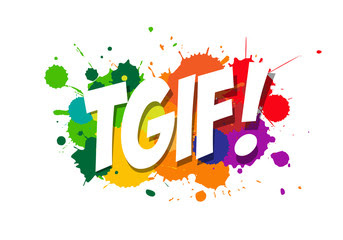 Tgif photos, royalty-free images, graphics, vectors & videos ...