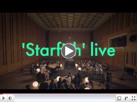 Aron Ottignon: 'Starfish' live (excerpt from live recording session)