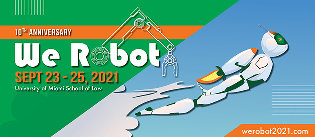 WeRobot 2021