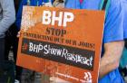 CFMEU выиграл апелляцию против подразделения BHP