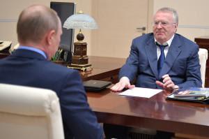 Владимир Жириновский предложил Минстрою строить жильё