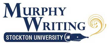 Murphy Writing of Stockton University logo