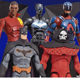 DC MULTIVERSE COLLECT & CONNECT