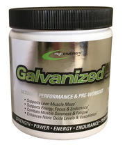 High Energy Galvanized Pre Workut