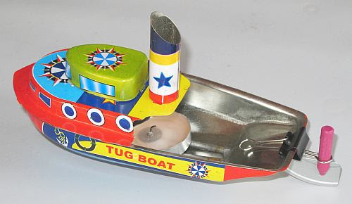 Image result for toy boat candle