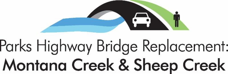 Parks Highway Bridge Replacement Logo