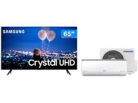 Smart TV Crystal UHD 4K LED 65? Samsung 65TU8000