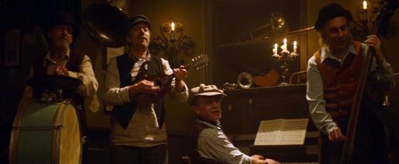 Брати Гадюкіни: запрошення на прем'єру саундтреку до фільму Шляхетні волоцюги