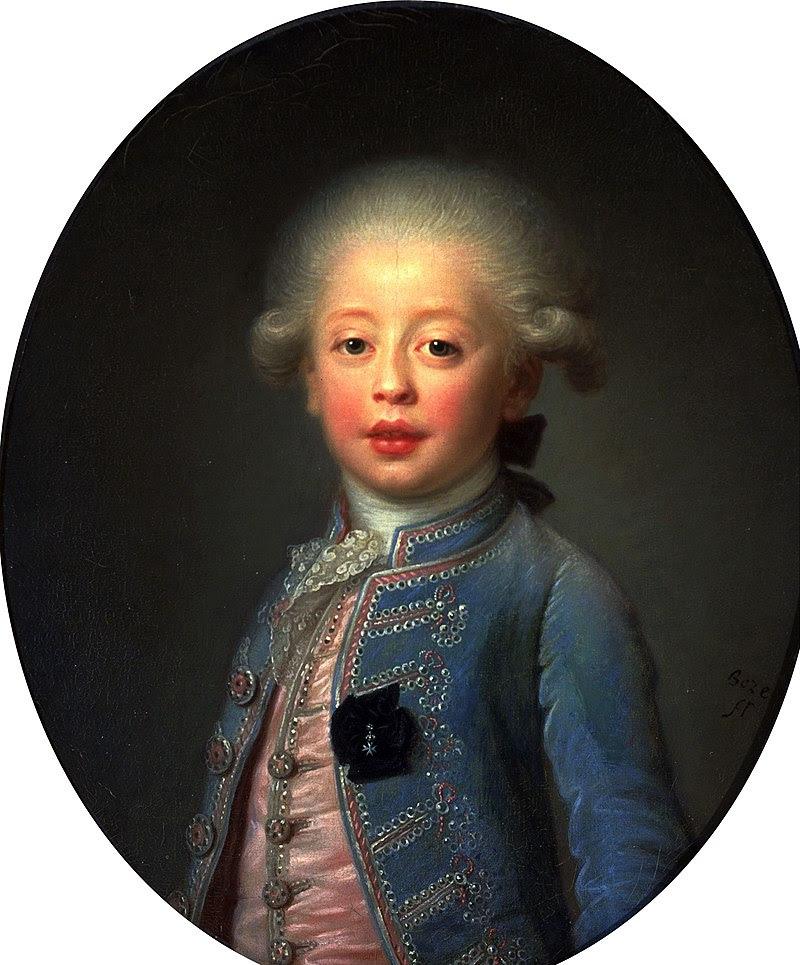 Луи-Антуан де Бурбон, герцог д''Angouleme - Иосифа Бозе 1785.jpg