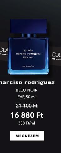 Designer Weeks - Narciso Rodriguez Bleu Noir EDP