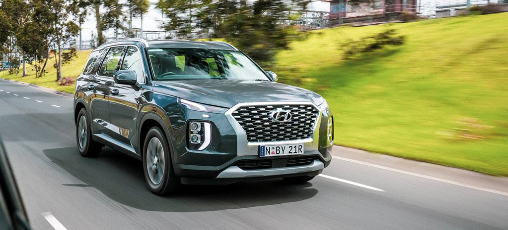2021 Hyundai Palisade 3.8L V6 review