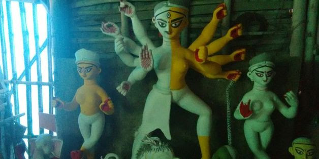 How India Got Its First Transgender Durga Idol