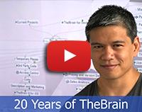 20 Years of TheBrain with Harlan Hugh