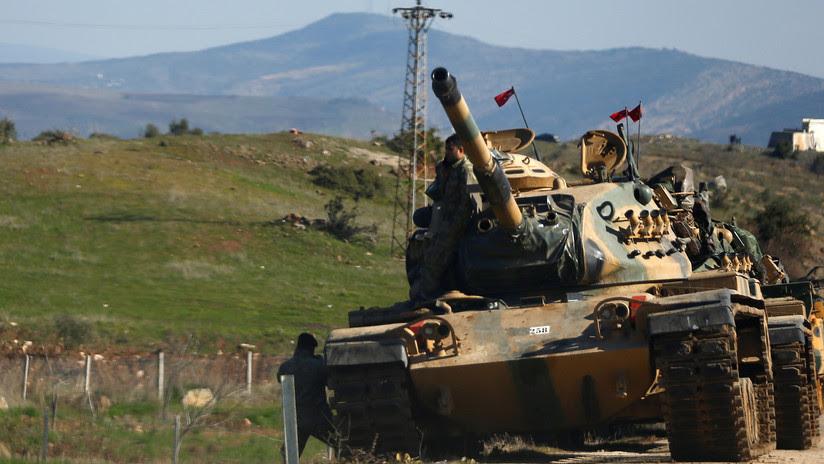 Turquía anuncia estar lista para la operación en Siria, que puede comenzar