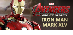 AGE OF ULTRON 1/6 SCALE IRON MAN MARK XLV
